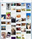 CSSIgniter Pinfinity Tumblr-like Pinterest WordPress Theme