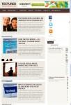 Textured Responsive WordPress Magazine Theme From MyThemeShop