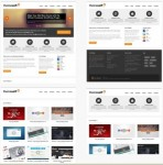 ThemeFurnace ThemeSoft Responsive Portfolio/ Software WordPress Theme