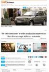Magazine3 WebBusiness WordPress Business Portfolio Theme