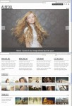 Graph Paper Press Albedo Portfolio Magazine Style WordPress Theme