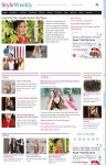 Clover Themes StyleWeekly WordPress Fashion Magazine Theme