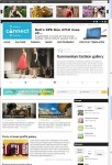 Gabfire Connect WordPress BuddyPress Support Theme For Community News Site