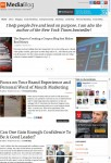 Magazine3 MediaBlog Responsive WordPress Media Blogging Theme