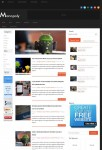 Monopoly Responsive Magazine Blog WP Theme From MyThemeShop