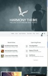 Elegant Themes Harmony, A Versatile Responsive Bands WordPress Theme