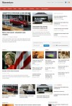 WPZOOM Momentum Responsive Starter Theme For WordPress News website
