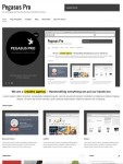 Pegasus Pro A Truly Versatile WordPress Business Theme From FrogsThemes
