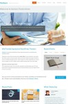 WPZOOM Venture Professionally Coded Business Theme For WordPress