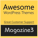 Magazine3 Themes Coupon Discount Sale
