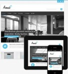 ThemeFurnace Avando Responsive Corporate Theme For WordPress