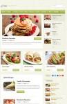 WPZOOM Petit WordPress Theme For Food Recipe Website