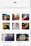 Designer Themes Shots, A Photo Portfolio WordPress Theme To Show Off Your Stuff