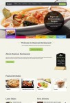 WPZOOM Seasons Responsive Food Theme For WordPress Restaurants Website
