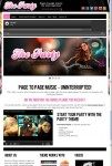 Aloha Themes The Party WordPress Theme For DJ & Music Blog