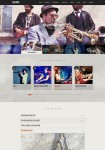 Berliner WordPress Theme – A CSSIgniter Music Theme