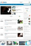 GoMedia WordPress Theme – A Magazine/ News/ Community Blog Theme