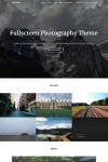 Inspiro WordPress Theme – A Fullscreen Photography Theme