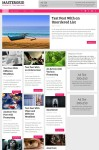 MasterGrid WordPress Theme – A RichWP Responsive Grid Theme