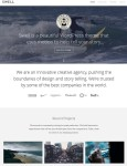 Swell WordPress Theme – A ThemeTrust Video Portfolio Theme