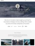 Swell WordPress Theme – A ThemeTrust Video Portfolio Theme