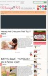 Mommy&Me WordPress Theme – Mommy Blogging WordPress Theme