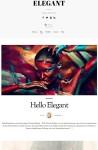 Elegant – A Blog Portfolio WordPress Theme By Themify