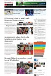 SportsBlog WordPress Theme – A Magazine3 Sports News Theme