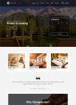 Olympus Inn WordPress Theme – A CSSIgniter Hotel Theme