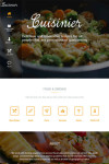 Cuisinier WordPress Theme – A TeslaThemes Food Blog Theme